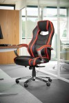 Dams Jensen High Back Executive Chair JEN300T1 - enlarged view