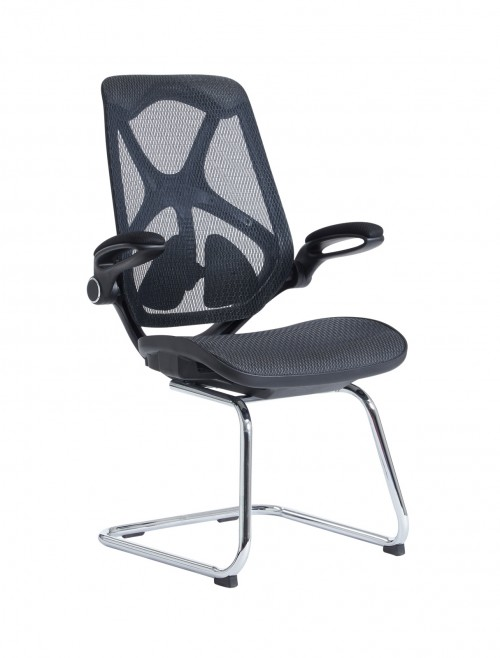 Dams Napier Mesh Visitors Chair NAP100C1