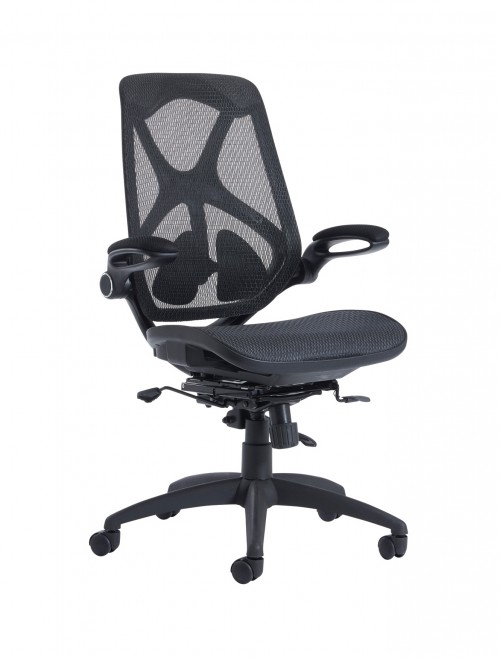 Dams Napier High Back Mesh Chair NAP300T1