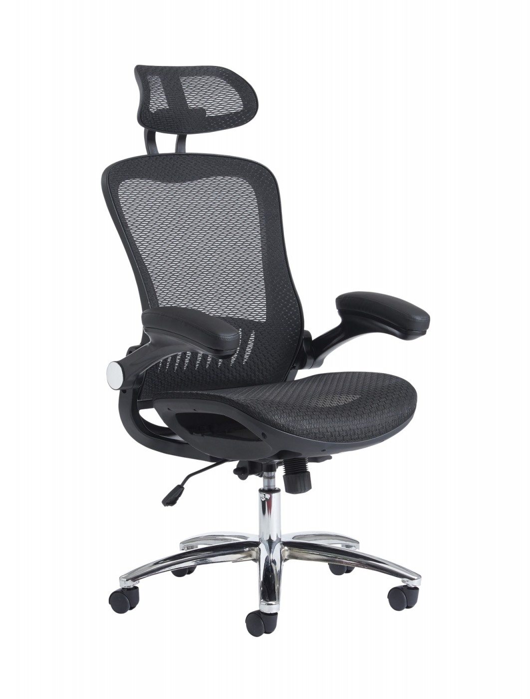 Dams Curva High Back Mesh Office Chair Cur300t1 121 Office Furniture