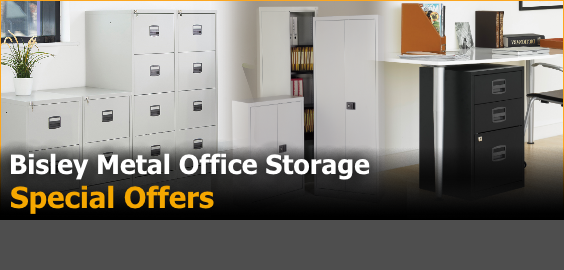 Bisley Metel Office Storage