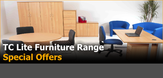 TC Lite Office Furniture Range