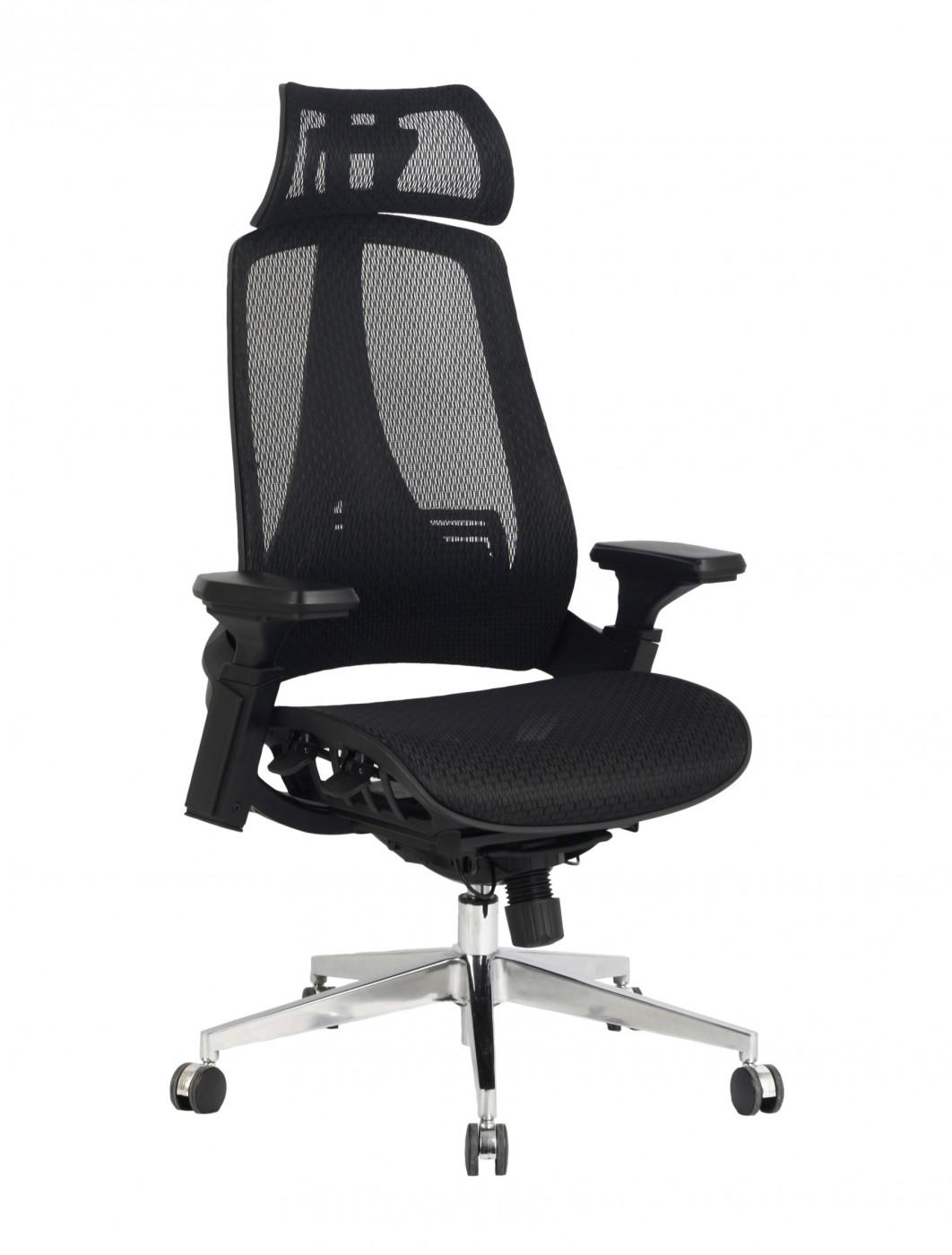Back posture chair - Dams Sorrento Mesh Back Posture Chair Sor300k2 K 121 Office Furniture