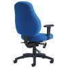 Zeus Blue Fabric Office Chair