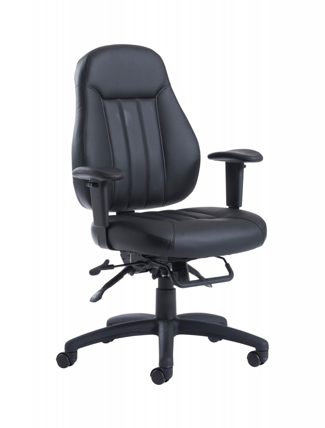 Office Chait Zeus 24 Hour Leather Task Office Chair