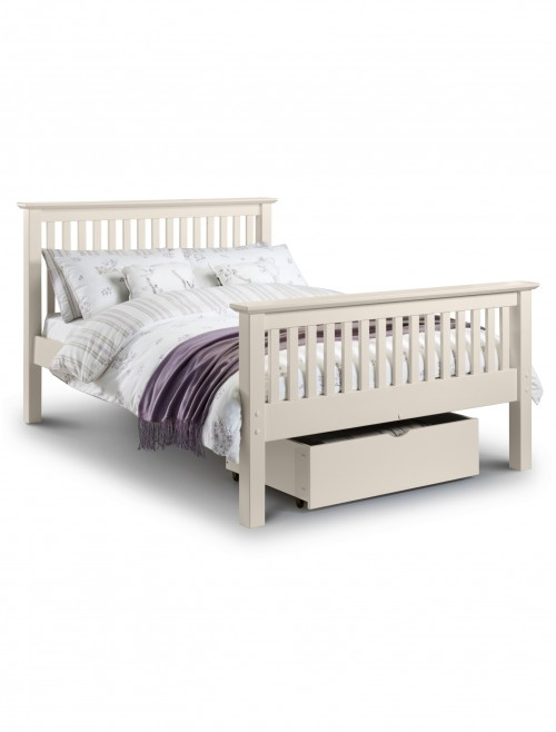 Julian Bowen Barcelona 135cm (4ft6) Double Bed HFE BAR010