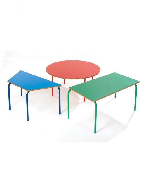 Nursery Tables Metalliform Standard Nursery Tables RTSS-115-MD