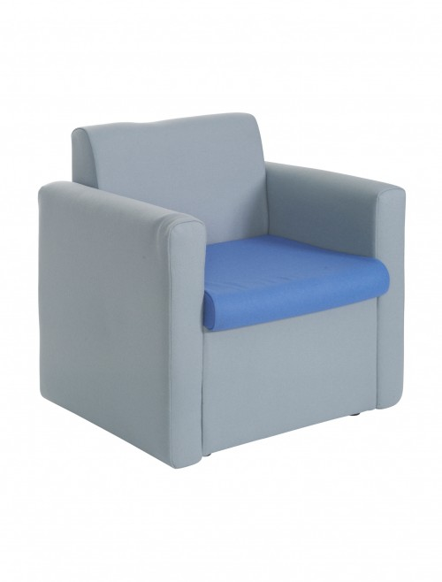 ALT50004 Alto Fabric Armchair