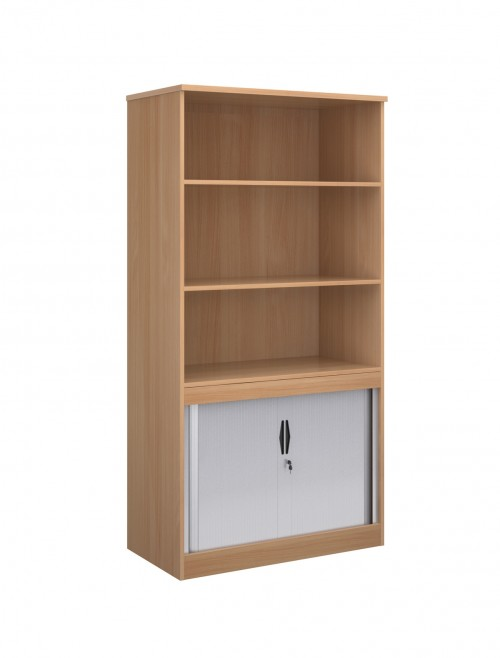 2000mm High System Combination Bookcase TO20 with Open Top