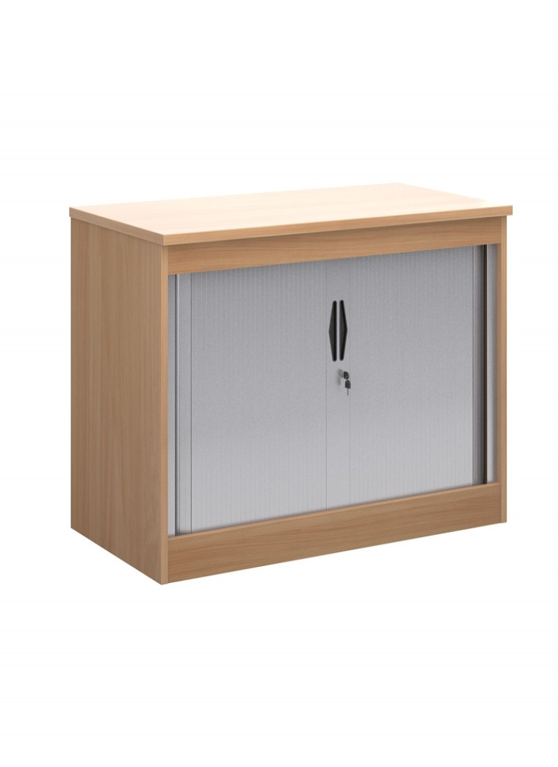 sc 1 st  121 Office Furniture & System Horizontal Tambour Door Cupboard ST8 | 121 Office Furniture