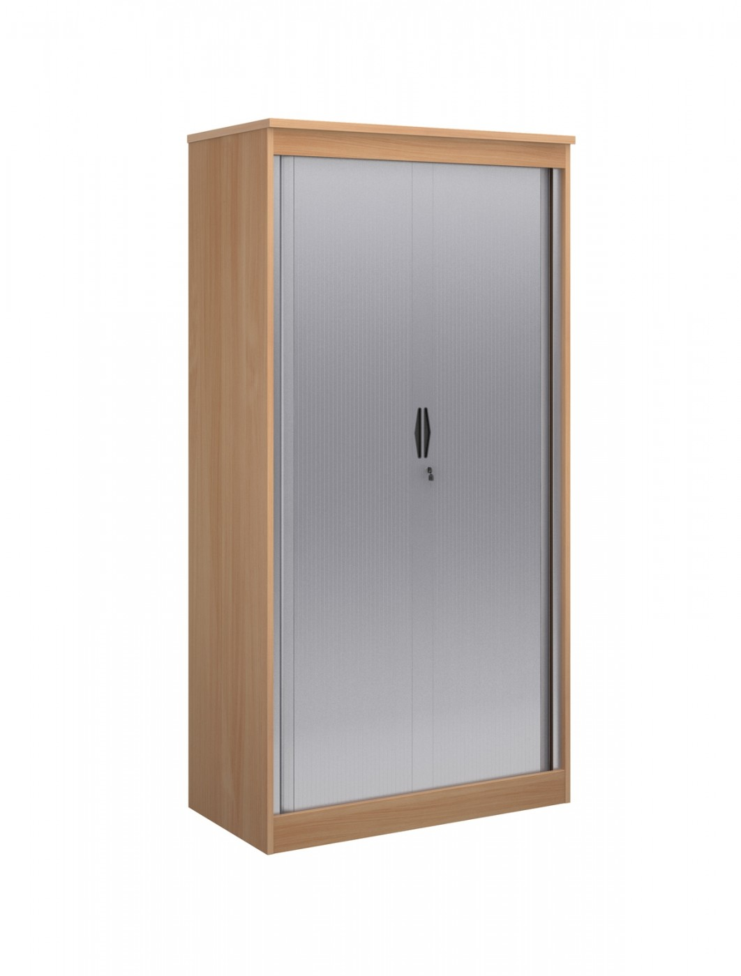 Tambour door paperflow usa easyoffice 41h in tambour for 1 door cupboard