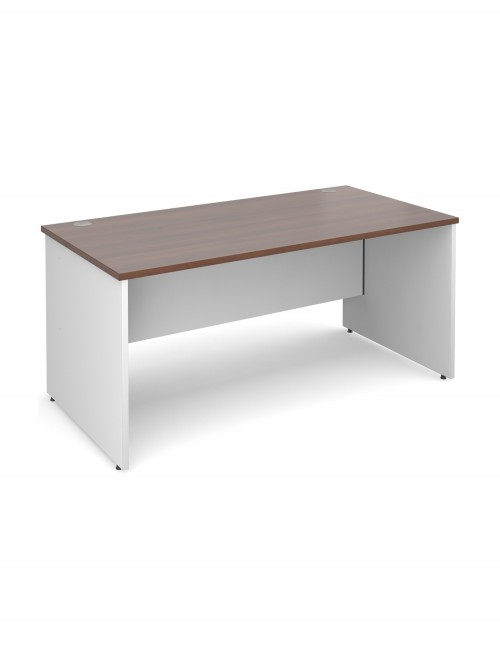 DUO16S Duo Straight Office Desk 1600mm