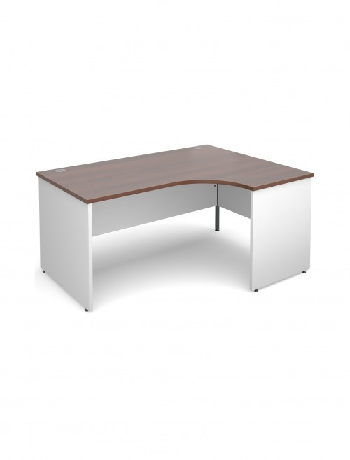 DUO16ER Duo 1600mm Right Hand Ergonomic Office Desk
