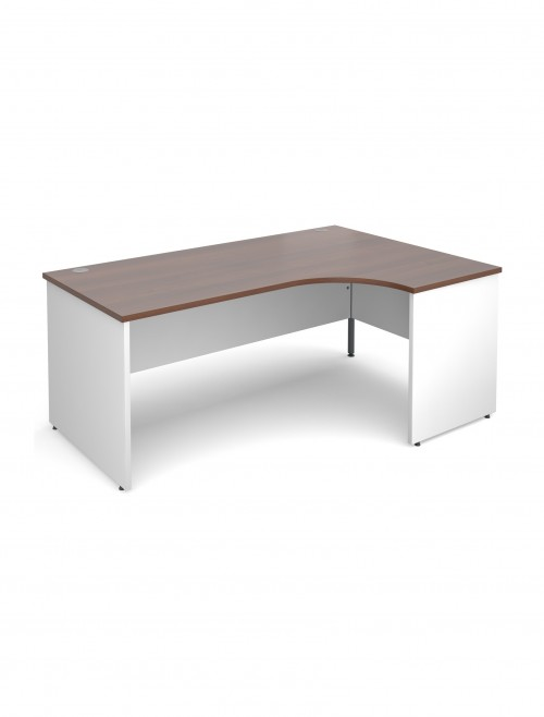 DUO18ER Duo 1800mm Right Hand Ergonomic Office Desk