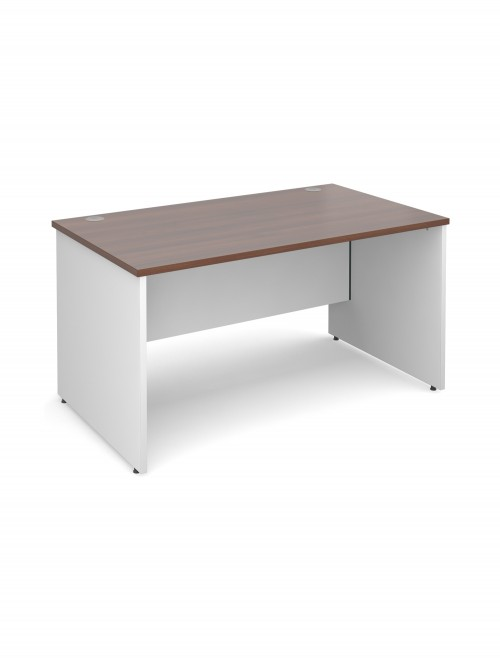 DUO14S Duo Straight Office Desk 1400mm