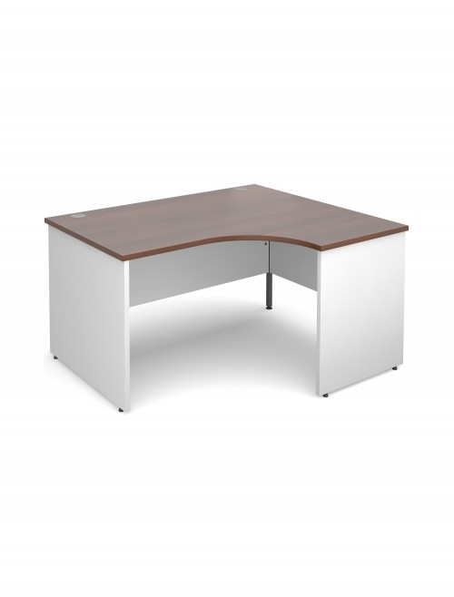 DUO14ER Duo 1400mm Right Hand Ergonomic Office Desk