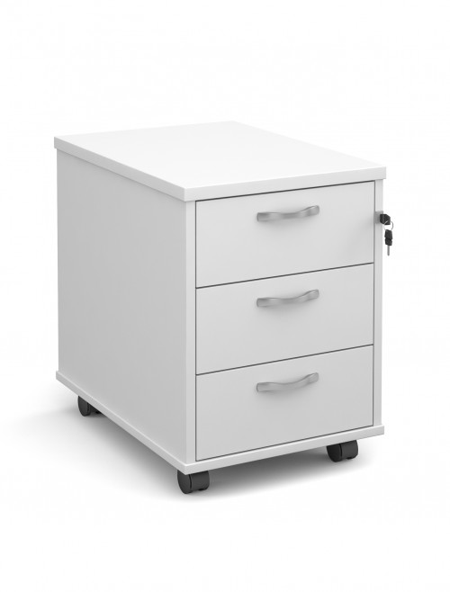 Dams 3 Drawer Mobile Pedestal R3M