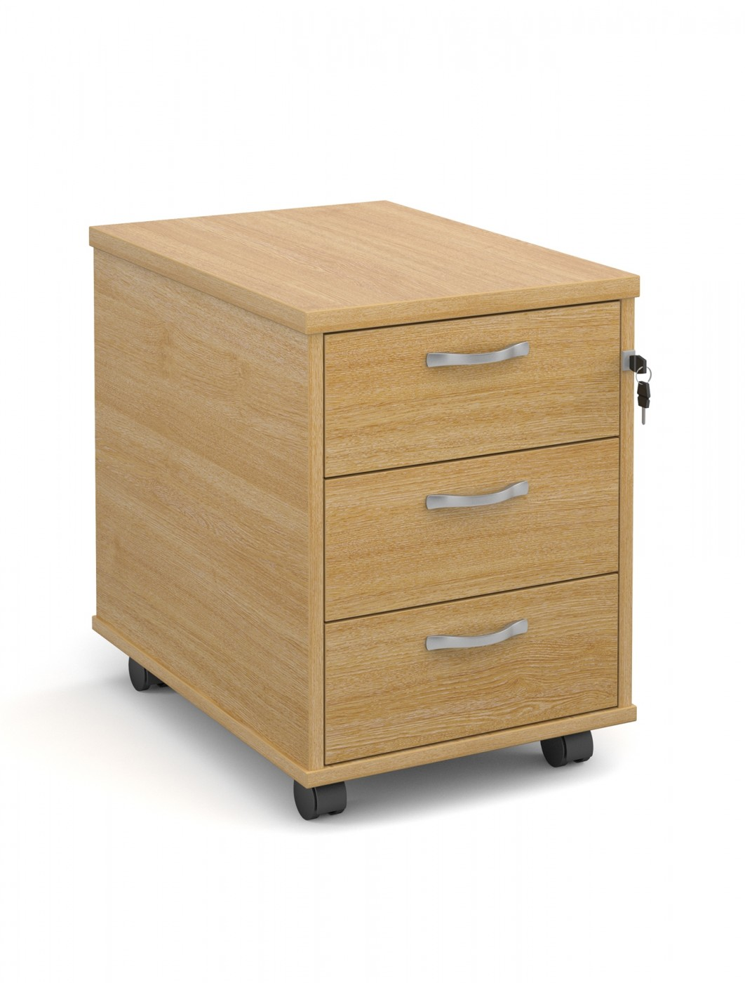 Cool Wooden Home Office Furniture Tough Filing Cabinet With Metal Handles