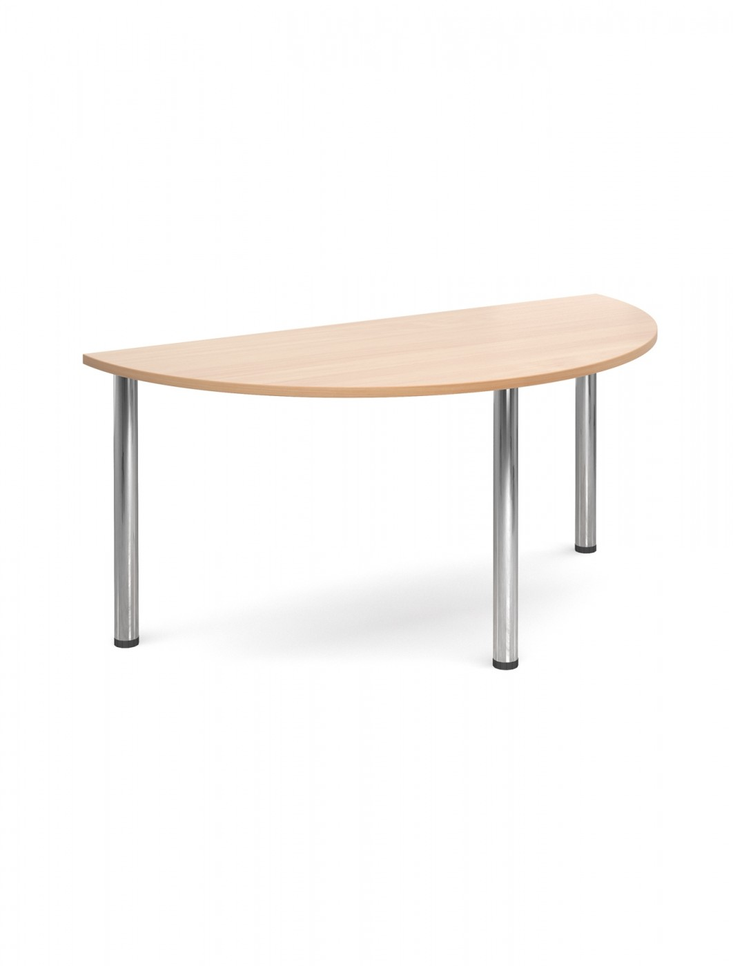 Turin 1600mm Semi Circular Meeting/Leisure Tables CF5