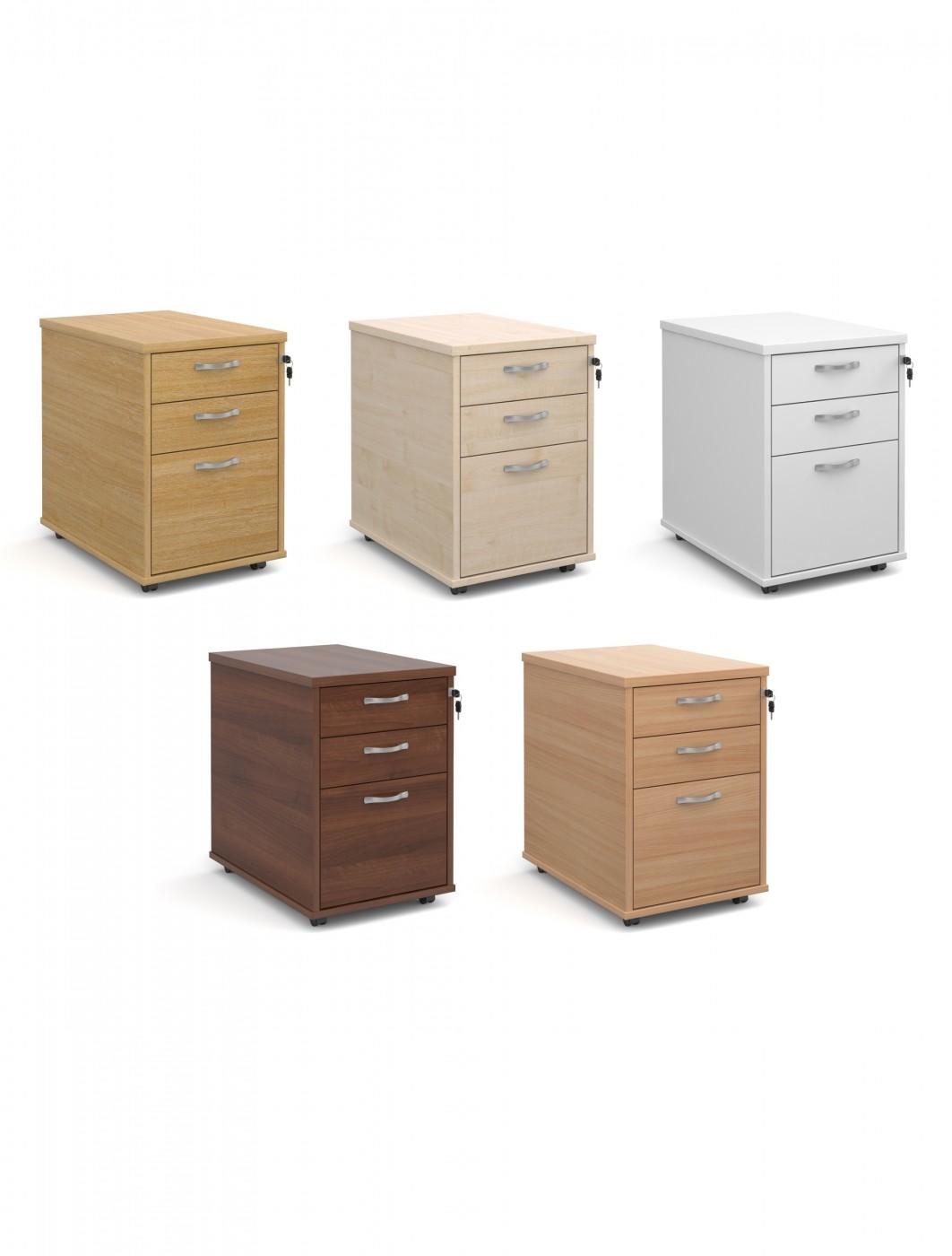 Slimline Bedroom Furniture Tmp Slim Line Mobile Pedestal 3 Drawer 121 Office Furniture