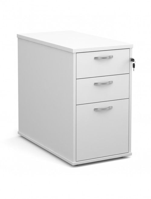 Dams Desk High Pedestal - 800mm Deep 3 Drawer Pedestal R25DH8