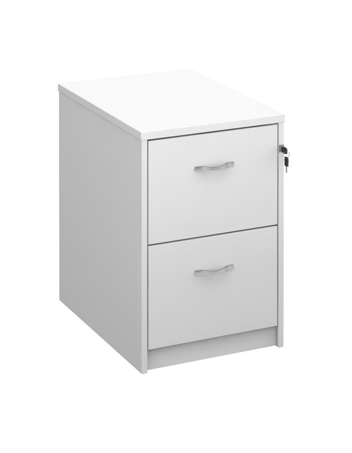 LF2 Deluxe Executive 2 Drawer Filing Cabinet