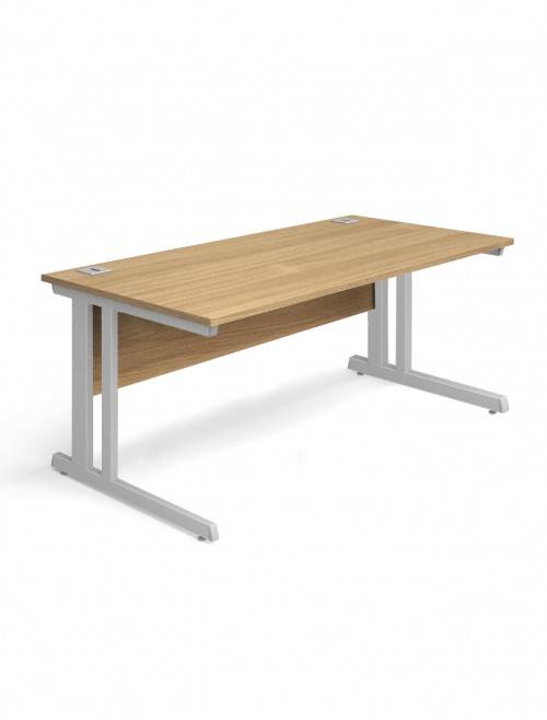 Oak Office Desk 1200x800mm Aspire Desk ET/SD/1200/OK