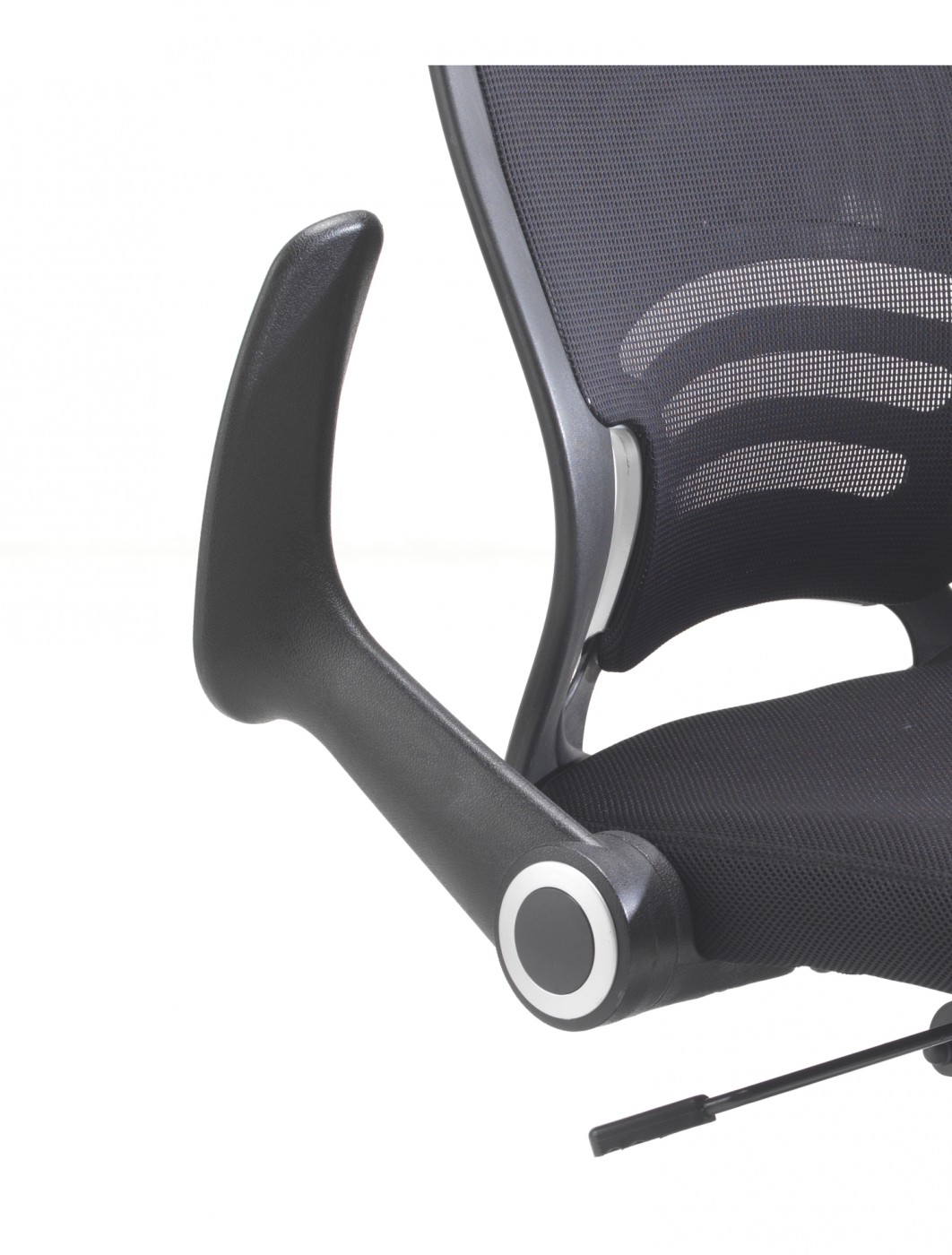 TC Carbon Mesh Office Chair CH1730BK