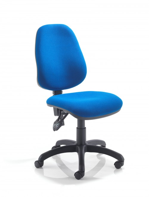 TC LITE001 High Back 2 Lever Operator Chairs