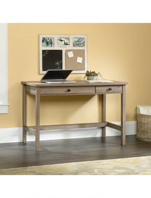 Teknik Study Desk Salt Oak 5418213
