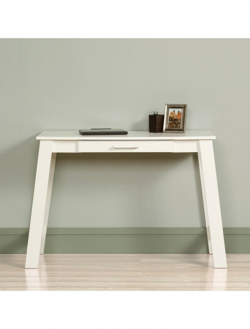 Teknik Trestle Desk Soft White 5417061