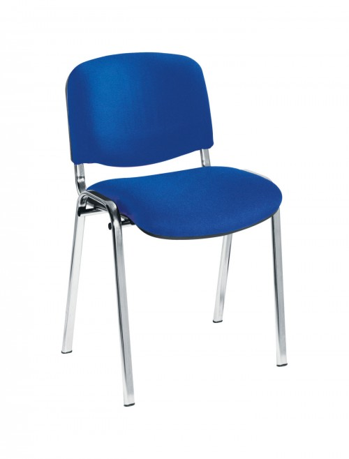Club Chrome Reception Chair CH0503