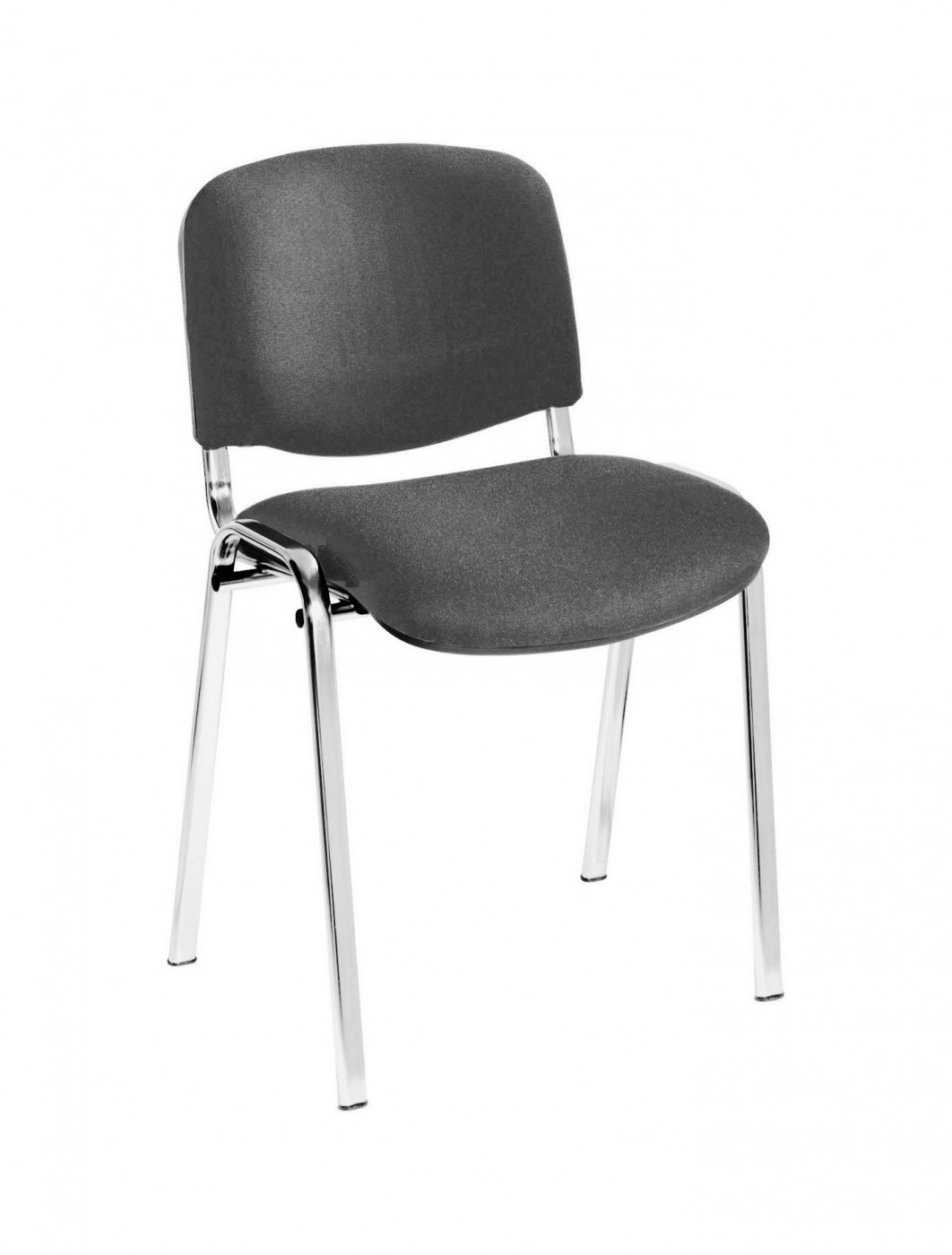 Club Chrome Reception Chair CH0503   Enlarged View