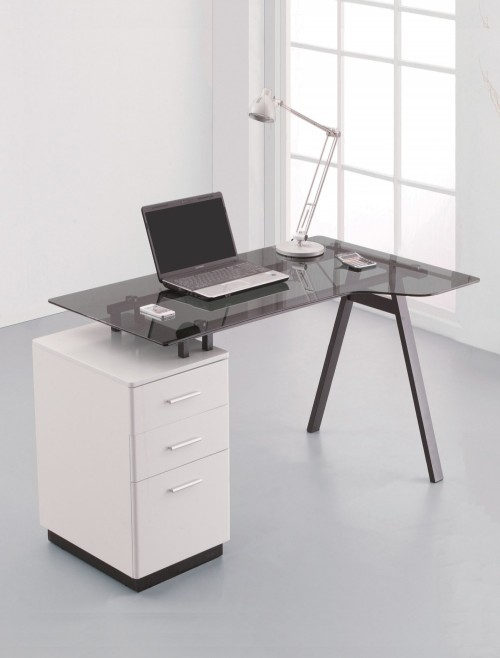 Glass Workstations