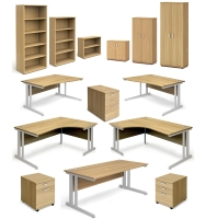 Aspire Oak Furniture Range
