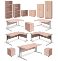 Aspire Beech Furniture Range