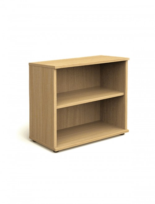 Oak Office Bookcase 800mm High Aspire Bookcase ET/BC/800/OK