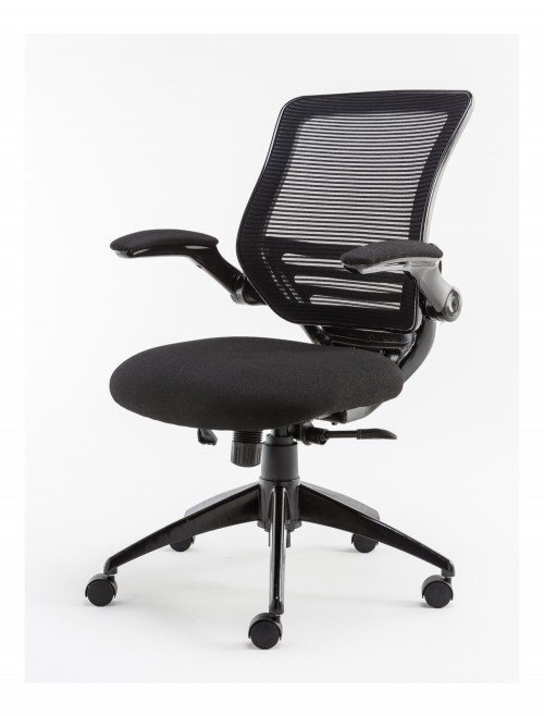 Alphason Stanford Mesh Operator Chair AOC8881BLK