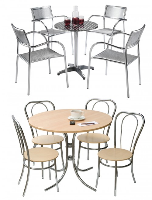 Bistro Tables & Chairs
