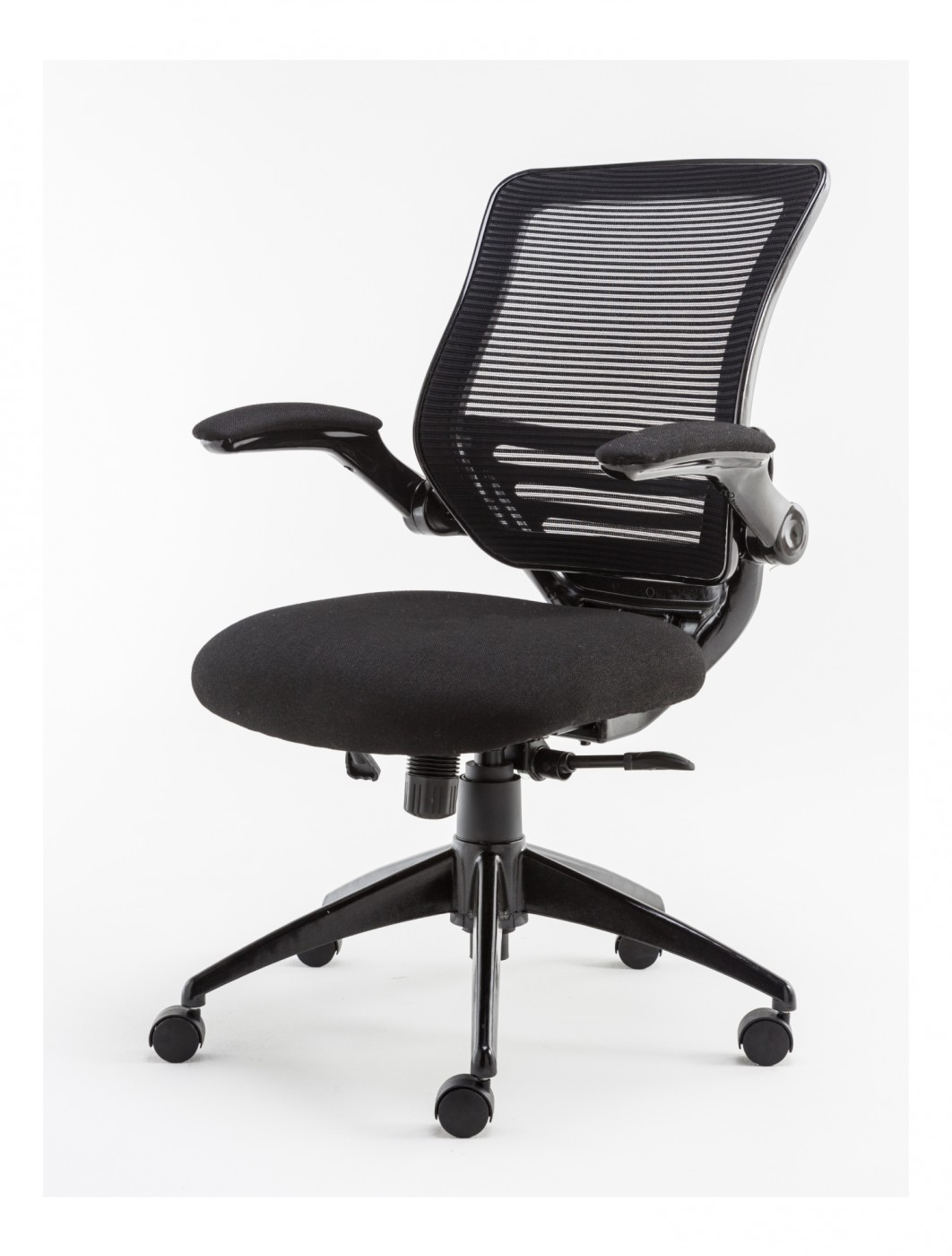 Alphason Stanford Mesh Operator Chair Aoc8881blk 121