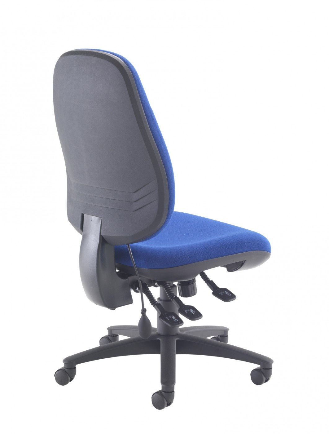 Awesome TC Office Concept Maxi Ergo Office Chair CH0808 In Blue   Enlarged View