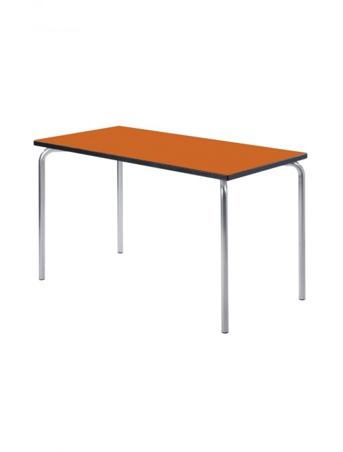Classroom Tables - 1500x750mm Rectangular Equation Tables EQUPR-157-PS