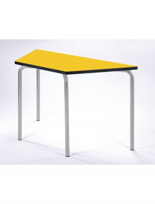 Classroom Tables - 1100x550mm Trapezoidal Equation Tables EQUPR-11LE-PS