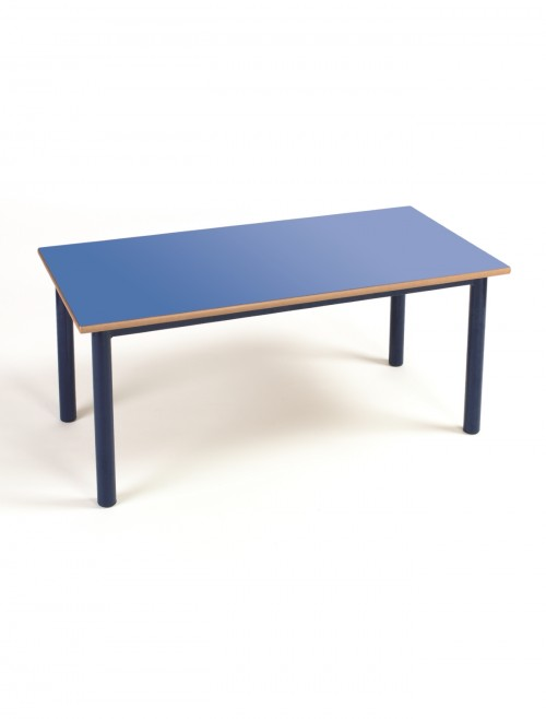 Premium Nursery Tables - 1100x550mm Rectangular Nursery Tables NURS-115-MD