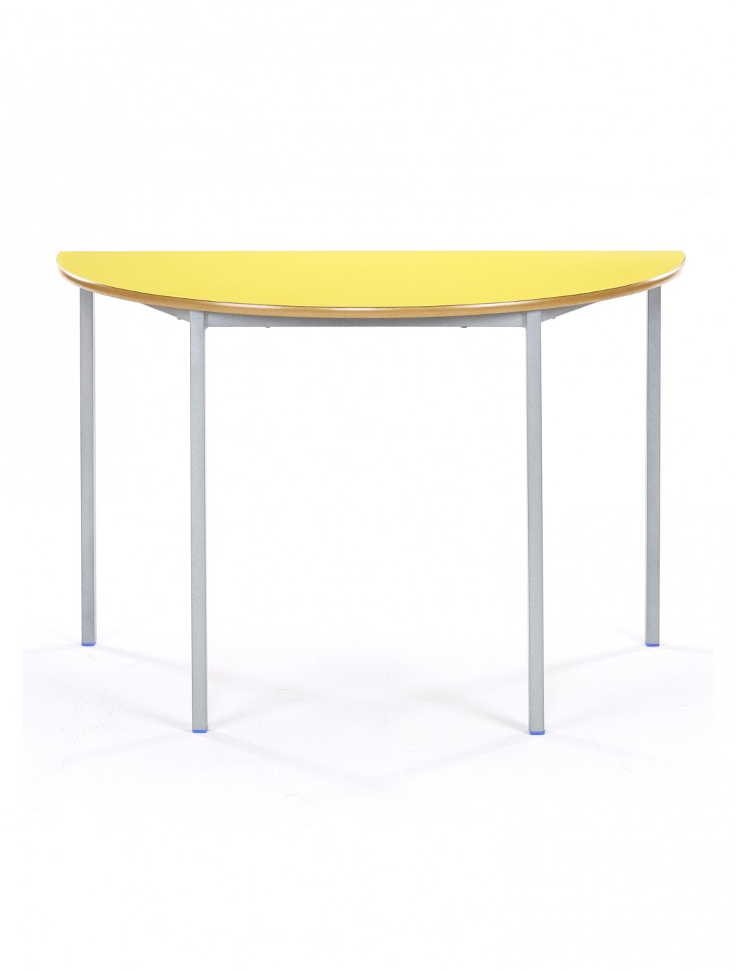 Classroom Tables - 1200mm Semi-Circular Tables SQSS-12SC-MD - Fully Welded