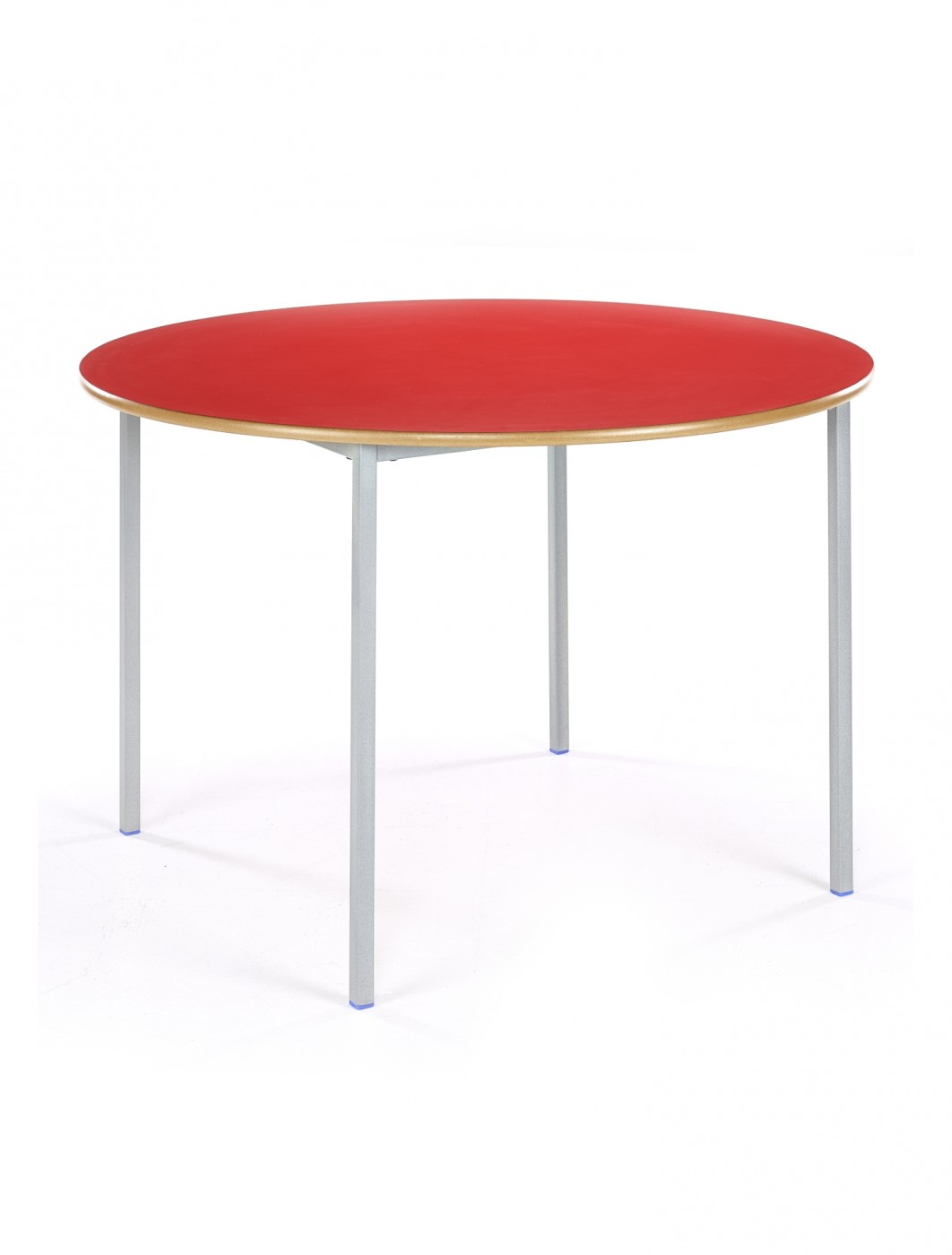 Classroom Tables - 1100mm Circular Tables SQSS-11C-MD - Fully Welded