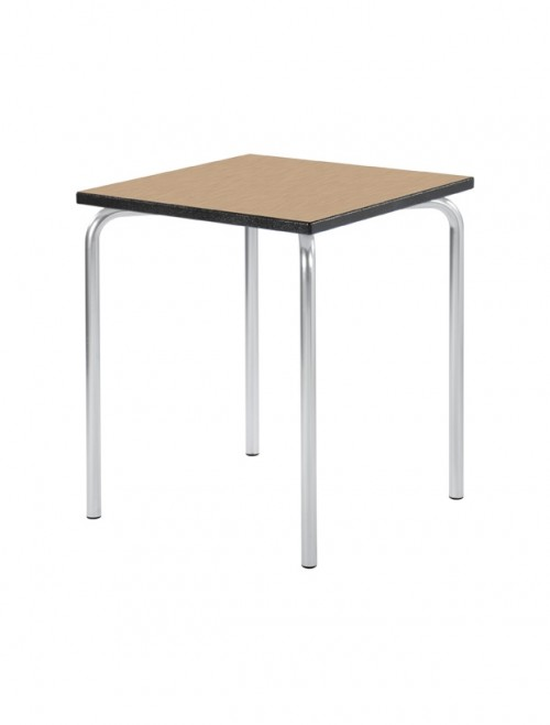 Classroom Tables - 750x750mm Square Equation Tables EQUPR-77-PS