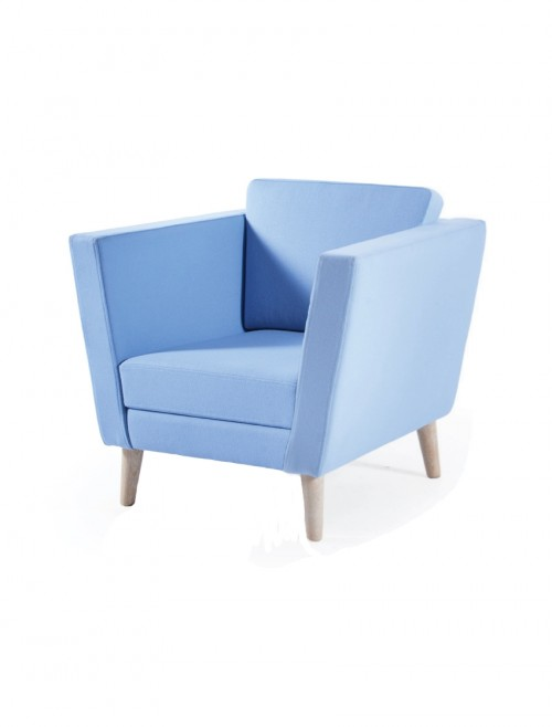 Dams Lyric Reception Seating Armchair LYR50001