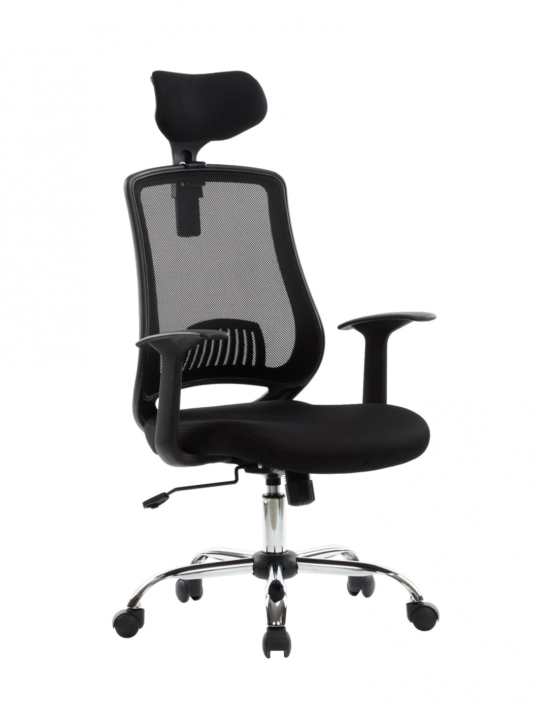 Mesh Office Chairs   Alphason Florida Executive High Back AOC4125BLK    Enlarged View