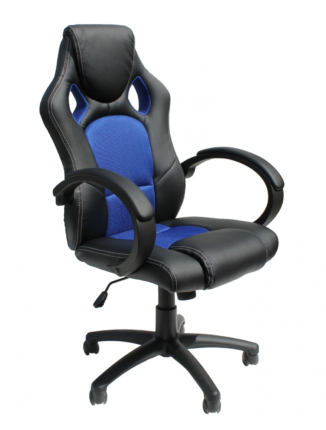 Gaming Chairs   Alphason Daytona Office Chair AOC5006BLU   Enlarged View
